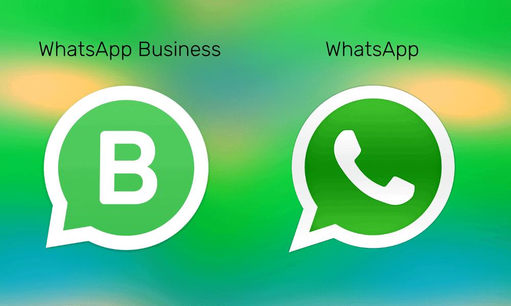 الطريقة الثانية باستخدام تطبيق واتساب بيزنس whatsapp business